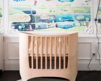nursery design,kids room ideas,colorful wall painting ideas,nursery bed design,colorful carpet,