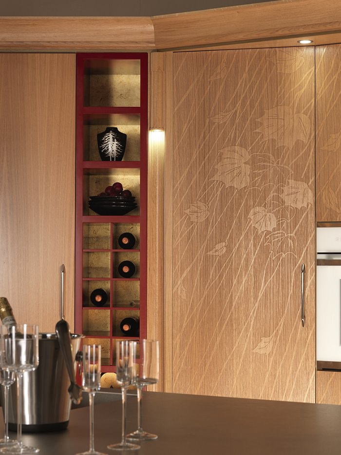 Italian kitchen design ideas style in the aria archi for Italian design mobili