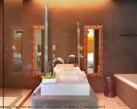 klapsons the boutique hotel singapore,design hotels singapore,hotel style bathroom mirrors,luxury hotel bathroom design,luxury mirror for bathroom,