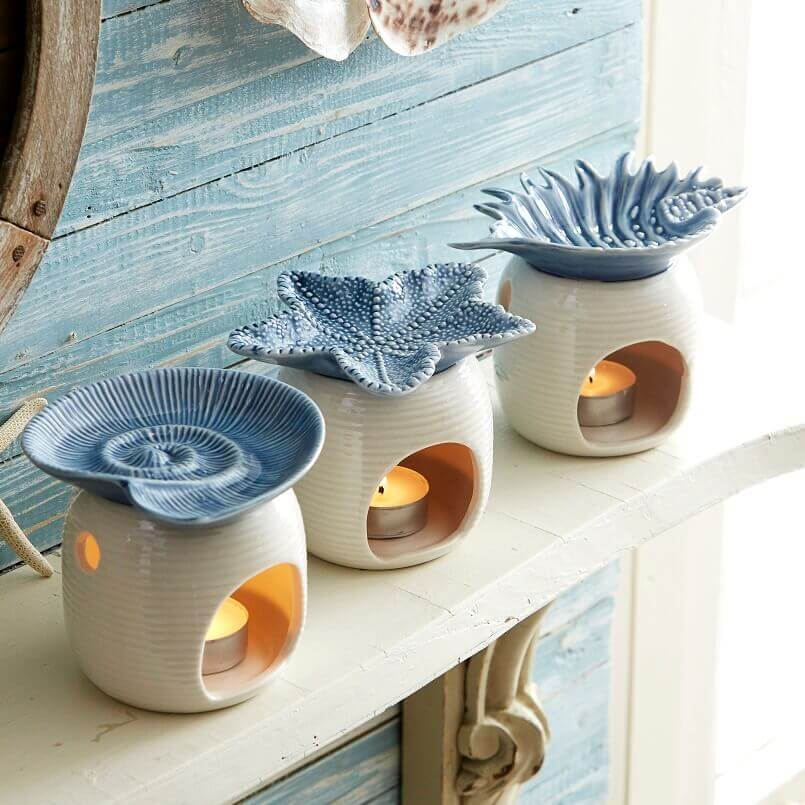 seaside decorations for home,aroma lampa design,maritime home décor,sea inspired aroma lamps,maritime style aroma lamp,