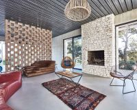 aw2 architects,living room with stone fireplace decor ideas,mid century modern living room photos,mediterranean house interior,eclectic living room design,