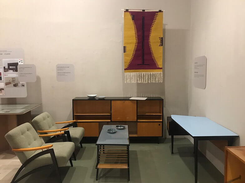 croatian furniture designers,history of furniture design,museum of arts and crafts Zagreb,