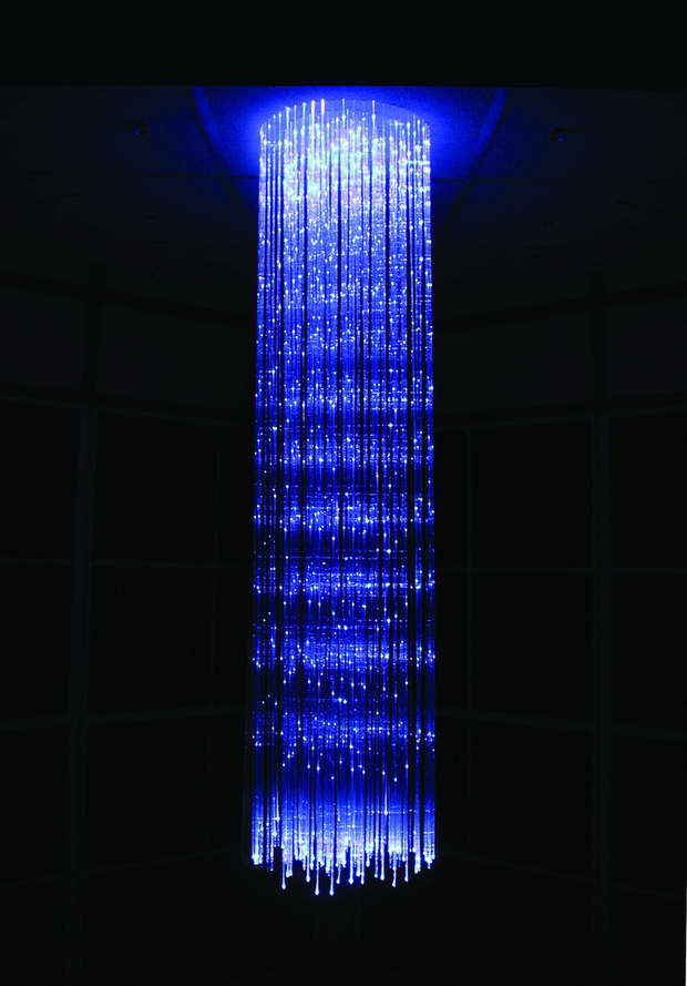 Fiber Optic Lighting Archi Living Com