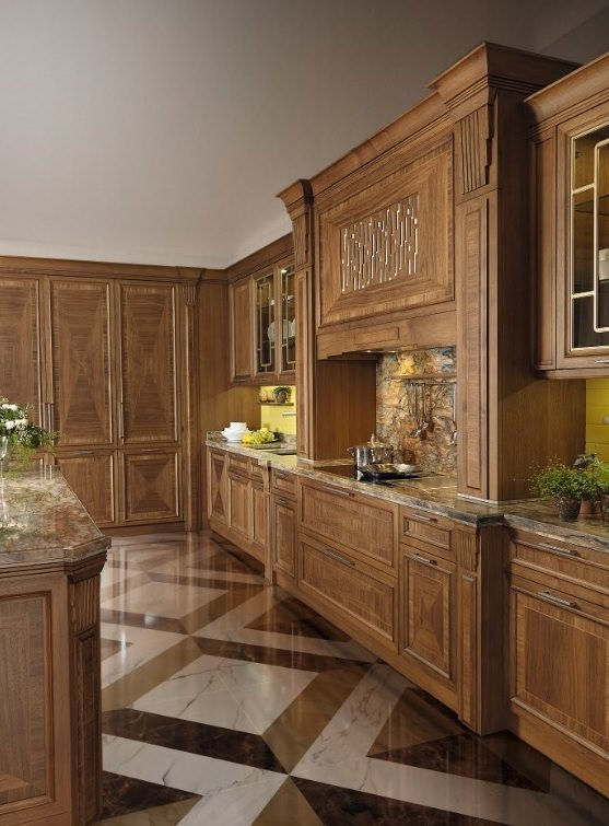 Clic Kitchen Design Italian Decor