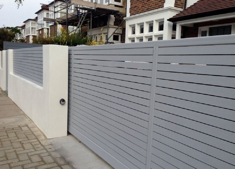 Security fence ideas for the home and garden archi