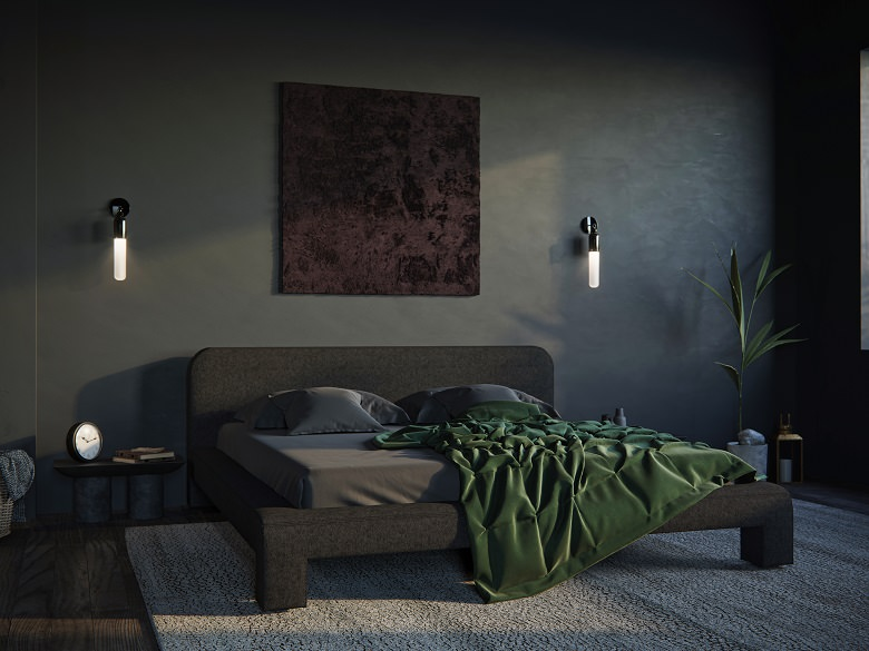 Minimalist Bedroom Furniture Ideas Design Selection By Faina - Minimalist-bedroom-interior-inspiration-from-huelsta
