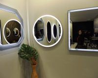 Danica Maricic,lighting mirror bathroom,mirror design ideas,bathroom lighting design,milano design fair,