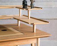 home office furniture modern,designer writing desk,writing desk décor,Italian furniture brands,furniture design,