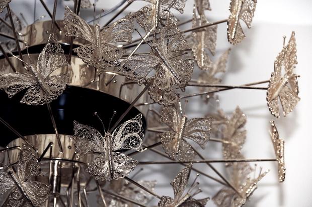 luxury gold chandelier ideas,designer butterfly chandelier,high end lighting,butterfly lamp design,luxury lighting brands,