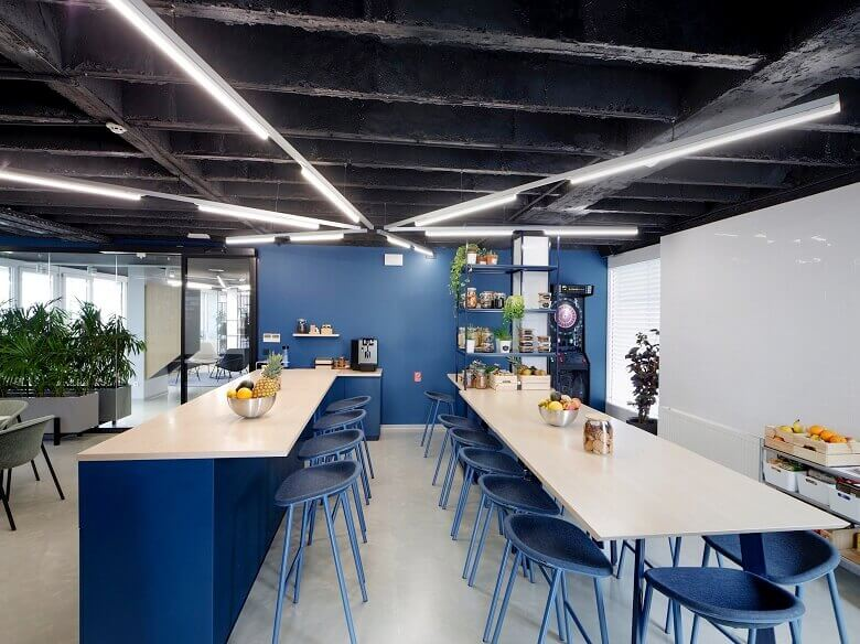 Workspace Design Project - Creative and Natural Office Ideas ...