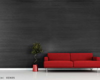 red sofa grey walls,red furniture decorating ideas,neutral color paints,