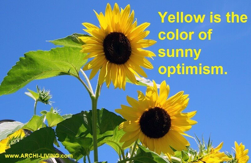 what colors are optimistic,happy colors psychology,yellow color combination for bedroom,yellow color psychology design,positive colors for living room,