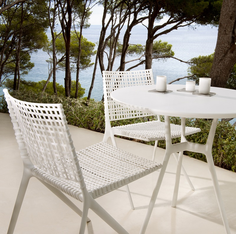 designer garden furniture for outdoor living dining rooms - Outdoor Designer Furniture