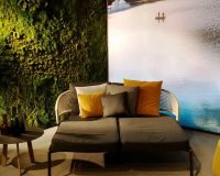 outdoor design ideas,garden furniture design,designer outdoor furniture,milano design fair,milano design week events,