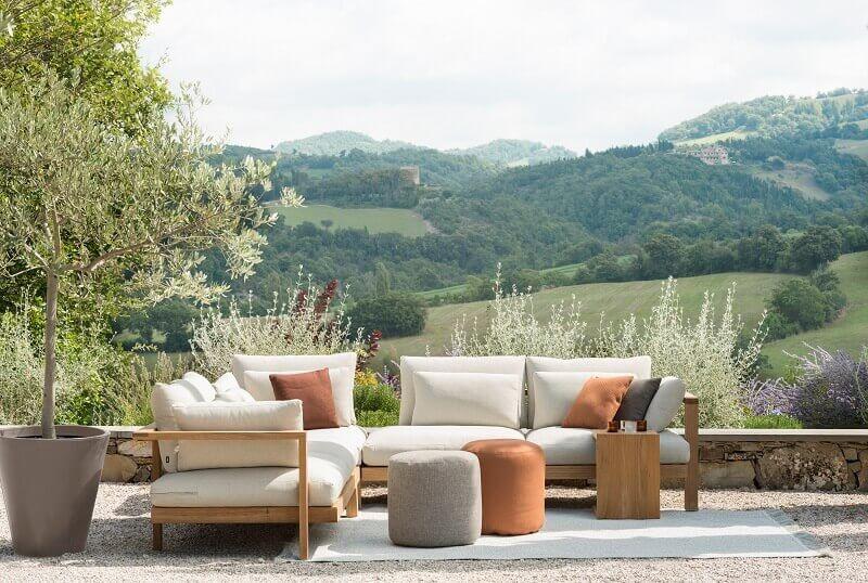 relaxing colours for living room,outdoor living room design,garden furniture,designer corner sofa,weekend mood,