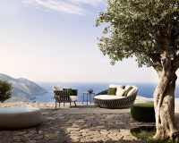 outdoor,outdoor furniture,outdoor daybed,designer furniture,garden design,design,garden furniture,tribu,hospitality design,hospitality,hotel design,outdoor living room ideas,outdoor furniture ideas,designer,Monica Armani,armchair,armchair design,high end furniture,table and chairs,