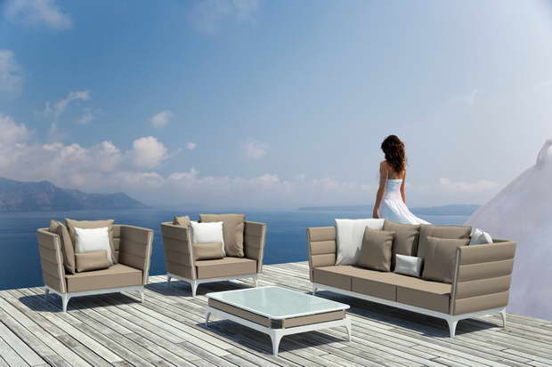 The Outdoor Furniture Market Innovative Products By