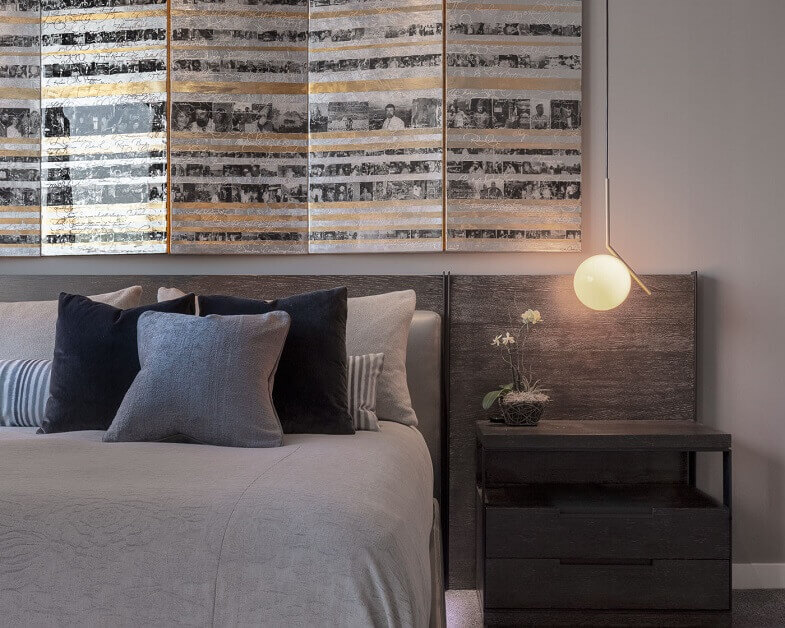 artistic bedroom decorating ideas,wall art for bedroom,designer bed furniture,high end apartment interior design,penthouse design ideas,