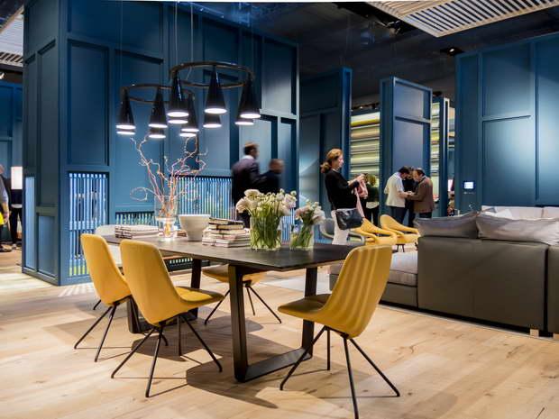 international furniture fair salone del mobile 2014. Black Bedroom Furniture Sets. Home Design Ideas