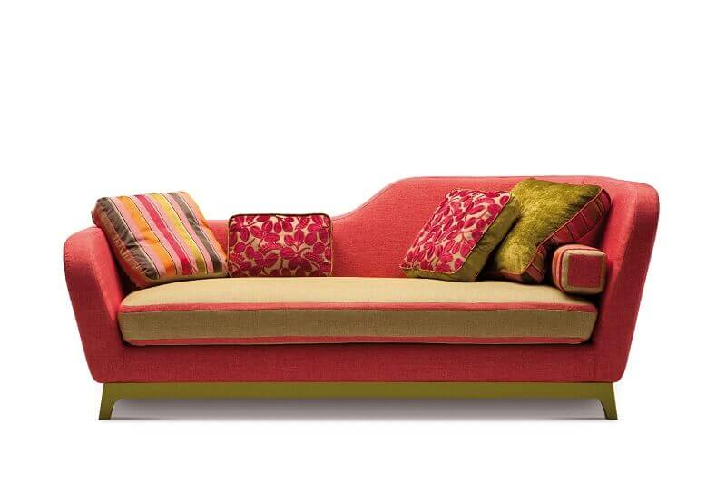 red yellow sofa bed couch,red velvet upholstery fabric,milano bedding red sofa,floral sofa cushions,beech wood furniture legs,