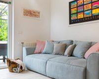 light blue sofa decorating ideas,apartments stipisic hvar,visit hvar island,relaxing colors for living room,calming color palettes,