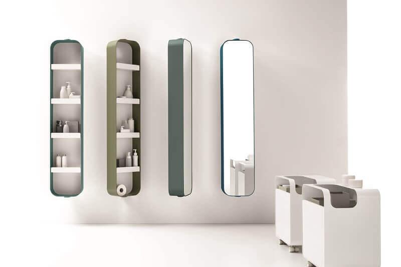 rotating bathroom storage,rotating bathroom shelf,cart on wheels with drawers,