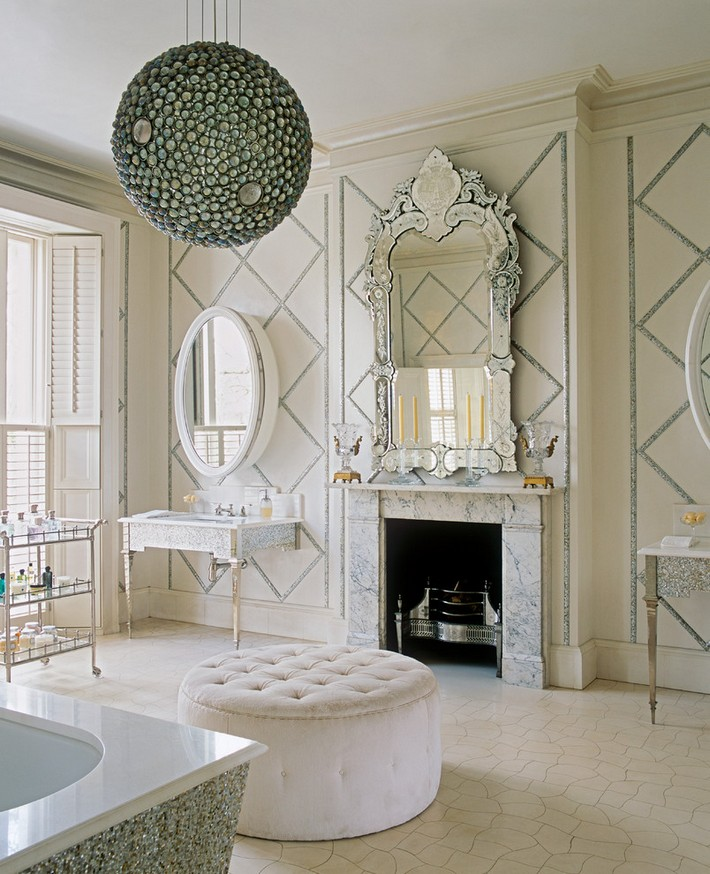 Photogallery Victorian Style Bathroom Design Ideas