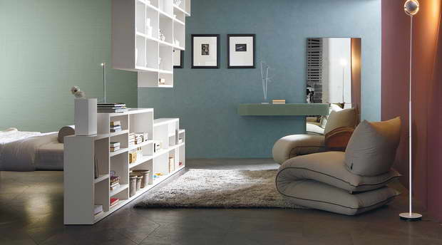 Creative children 39 s shelves archi - Poltrona letto design ...