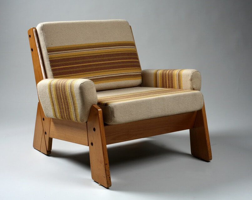 armchair design,history of croatian design,museum of arts and crafts zagreb exhibits,what to see in zagreb,cultural things to do in croatia,