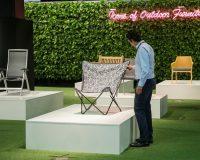 outdoor furniture design trends 2019,designer garden furniture,icons of outdoor furniture,trade shows germany,garden deck chair design,