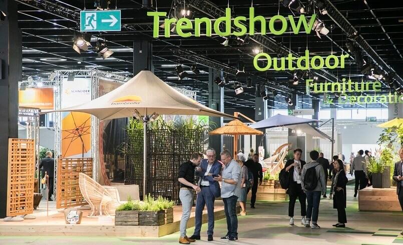 trendy outdoor furniture,designer outdoor furniture brands,urban gardening trends 2019,garden furniture trends ideas,luxury parasol garden,