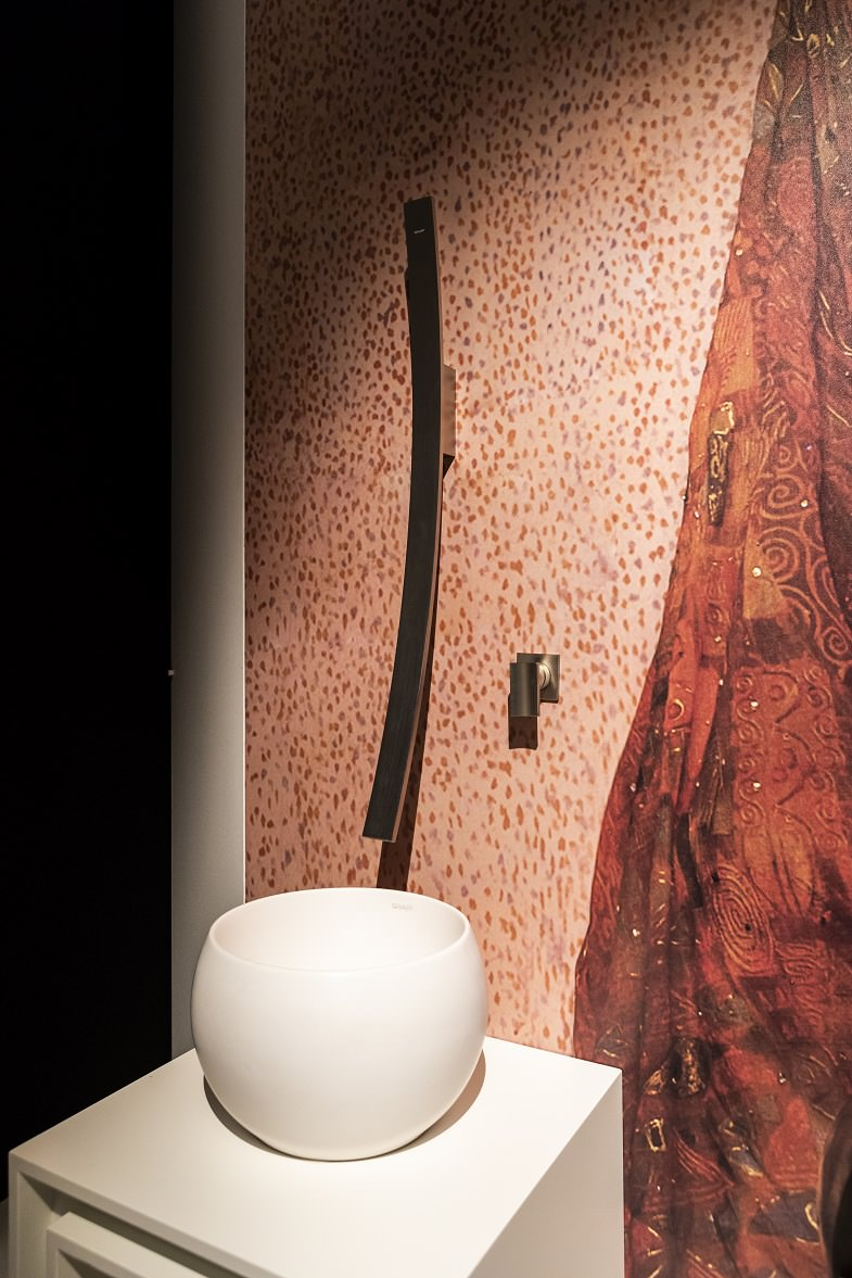 bathroom taps,designer bathroom taps,taps,modern taps,creative taps,bathroom,bathroom decor,bathroom ideas,luxury bathrooms,luxury bathroom designs,designer bathroom,bathroom furniture,bathroom sink,bathroom vanities,bathroom storage units,bathroom interior,washbasin,bathroom showers,shower,spa design,spa design ideas,modern spa design ideas,modern spa design,luxury spa,luxury spa design,design spa,spa designers,spa decor,spa decor ideas,wellness,wellness design,hotel spa,hotel spa design,hotel spa wellness,hotels bath,lighting design,ambient light,hospitality design,hospitality,hotel design,hotels,interior design,interior decorating,interior design ideas,Salone del Mobile.Milano,International Bathroom Exhibition,Fiera Milano,Milano,Milan,Italy,design trends,design news,design trade show,design fair,design event,event,design inspiration,design ideas,product collection,designer,designers,young designers,