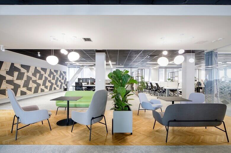 Office Design Project - Creative and Natural Workspace Ideas ...
