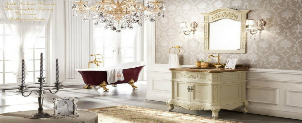 Victorian Style In Bathroom Design Archi Living Com