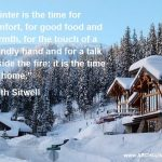 Winter Inspirational Quotes and Photos
