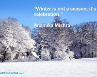 winter snow scenes images,Anamika Mishra quotes,winter time motivational quotes,house in snow,white winter scenery,