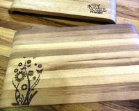 decorative kitchen items,decorative kitchen cutting boards,wooden decor for kitchen,wooden cutting boards,floral kitchen decorating ideas,