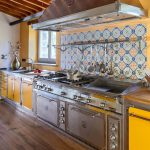 yellow kitchen cabinet ideas,tailor made kitchen cabinets,tuscan kitchen design ideas,high end kitchen brands,colorful italian kitchen,